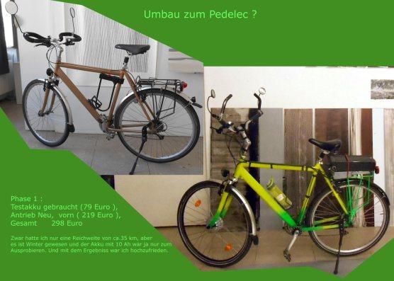 Optimierung des eigenen Bikes